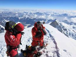 target in the summit at k2 2014