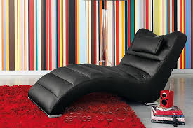 Leather Chaise Lounge Zagato Designer Leather Chaise Lounge By Contempo Made In Italy
