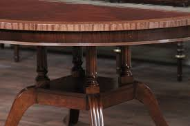 60 round flame mahogany dining room table by hickory chair mount 60 round dining table
