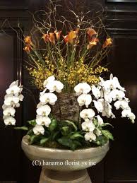florist online hotel lobby arrangements search plants