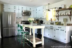 L Shaped Kitchen With Island Layout Remodelaholic Popular Kitchen Layouts And How To Use Them