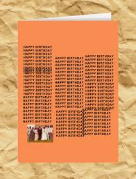kanye birthday card rap album birthday cards of pablo merchandise