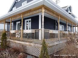 Wrap Around Deck Plans Wrap Around Deck Designs Stylish 12 Wrap Around Decks This House