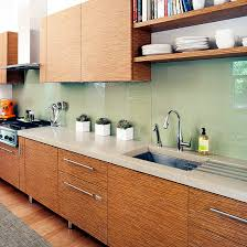 kitchen wall tile design ideas 30 ideas for kitchen design back wall tiles glass or stone intended