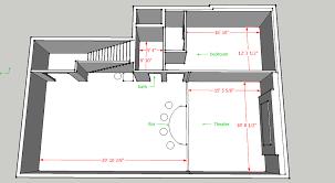 home plans with basements basement designs plans interior design ideas