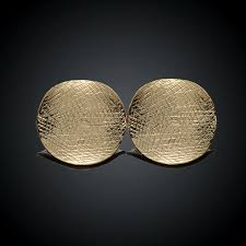 big stud earrings gagafeel gold color stud earrings for women fashion
