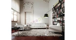 Florence Knoll Sofa Replica by Replica Florence Knoll 3 Seater Sofa Lounge Leather White