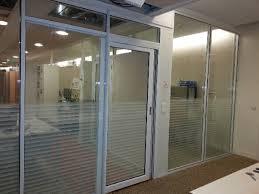 cloison aluminium bureau blocs portes portes cloison bureau arte
