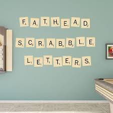 scrabble letters collection wall decal shop fathead for letters scrabble letters collection wall decal shop fathead for letters and numbers decor