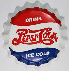Metal Signs Home Decor by Pepsi Bottle Cap Tin Metal Sign Soda Pop Drink Kitchen Home Decor