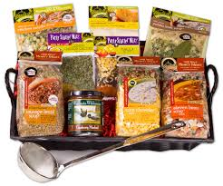 build a gift basket build your own soup gift basket frontier soups