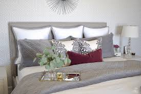 neutral colored bedding fall winter master bedroom updates zdesign at home