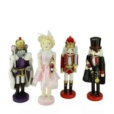 christmas nutcrackers christmas nutcrackers for less overstock