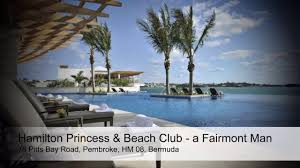 hamilton princess u0026 beach club a fairmont managed hotel pembroke