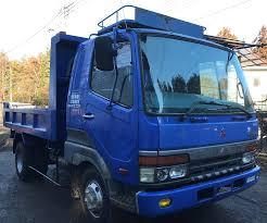 mitsubishi fuso dump truck himalaya auto co ltd japanese used cranes used trucks used