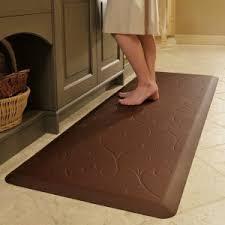 Anti Fatigue Kitchen Rugs Dining U0026 Kitchen Imprint Mats For Anti Fatigue Kitchen Mat With
