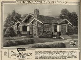 Sears Kit House Plans by The Sears Ashmore In Cincinnati Clifton Sears Houses In Ohio