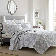 Laura Ashley Bedroom Furniture Laura Ashley Venetia Quilt Set Bed Bath U0026 Beyond
