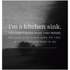 Kitchen Sink Twenty One Pilots - Kitchen sink 21