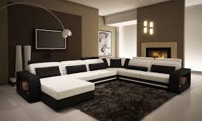 White Leather Sectional Sofas Divani Casa Fine Modern Sofas