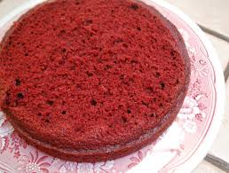 the spice garden red velvet cake