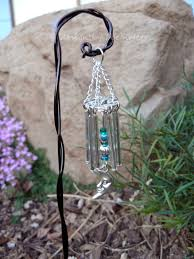 Wind Chimes Diy by You Better Bling It Baby Diy Fairy Garden Wind Chimes