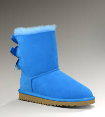 womens ugg boots bow ugg boot for ugg bailey bow 1002954 blue