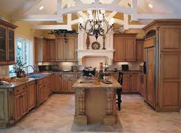 Glazed Maple Kitchen Cabinets Vanilla Maple Glazed Kitchen Cabinets The Clayton Design Best