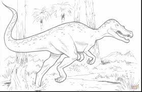 incredible dinosaur coloring pages dokardokarz net