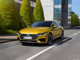 volkswagen sports cars volkswagen arteon r line 2018 pictures information u0026 specs