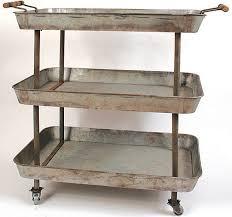 gorgeous metal kitchen cart shop houzz home styles furniture urban