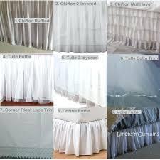 light grey bed skirt gray ruffle bed skirt light grey bed skirt grey multi ruffle bed