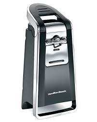 kitchen tools black friday amazon amazon com hamilton beach 76606za smooth touch can opener black