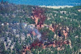 Wildfire Bc Clinton by Wildfires In B C Have Forced Nearly 40 000 To Evacuate Fox News