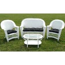white patio furniture sets u2013 smashingplates us