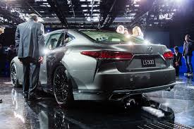 sporty lexus 4 door qotd what u0027s your take on this new