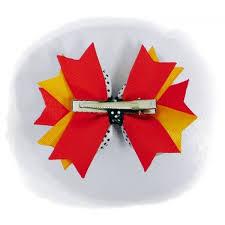 sesame ribbon elmo grosgrain ribbon 4 boutique bow hair bows