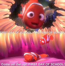 Nemo Meme - first day of school first day of school finding nemo meme