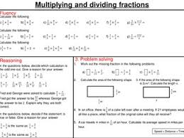 fractions mastery worksheets by joybooth teaching resources tes