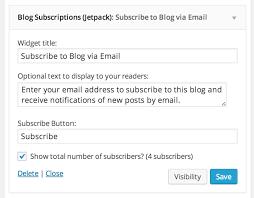 subscriptions u2014 jetpack for wordpress