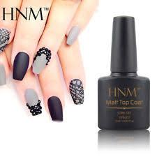 matte top coat nail polish ebay
