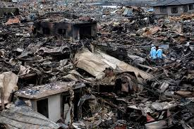 tsunami 60 powerful photos of the earthquake and nuclear