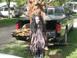 homemade witch costume ideas homemade hanging witch costume