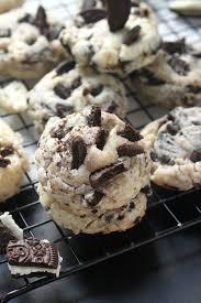 5 ingredient oreo cheesecake cookies baker by nature