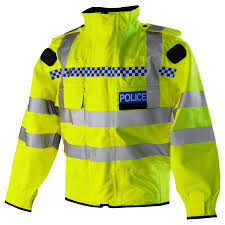 luminous cycling jacket police equipment security equipment tactical clothing holsters