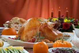 pumpkin candle decoration for thanksgiving desktop turkey food