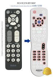 rca remote manual buy rca rc27a dta800b1 digital tv tuner converter box remote control