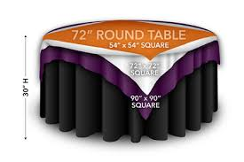 tablecloth for 72 round table rent round tablecloths in polka dot