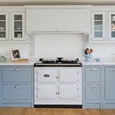 houzz blue kitchen cabinets 75 beautiful eat in kitchen with blue cabinets pictures