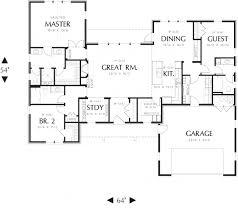 100 h house plans 100 open modern floor plans best 20